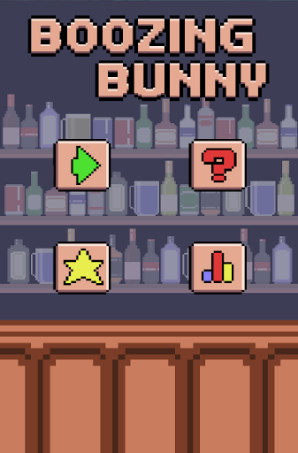 Boozing Bunny
