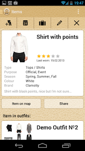 Clamotty: Your Fashion Stylist - screenshot thumbnail