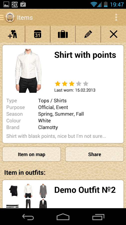 Clamotty: Your Fashion Stylist - screenshot