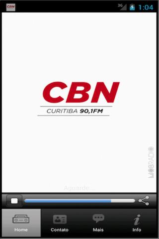 Rádio CBN - 90 1 FM - Curitiba
