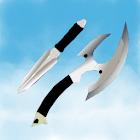 Cuchillo y hacha Lanzar icon