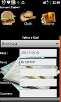 Screenshot of DrCat Accounting
