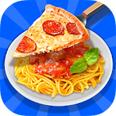 Italian Chef - Food Maker Game