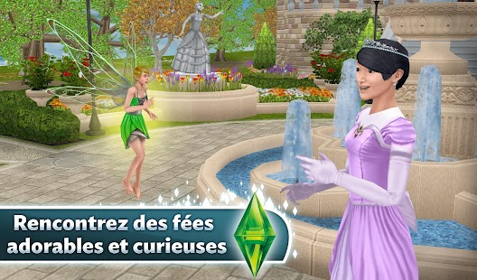 Les Sims™  FreePlay - screenshot thumbnail