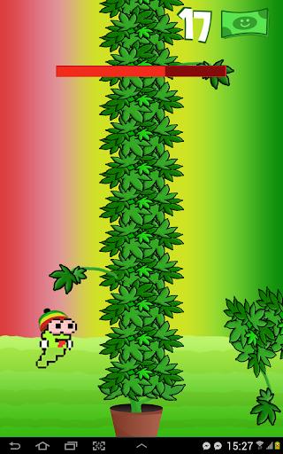【免費街機App】Timber Weed-APP點子