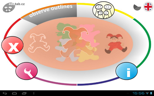 Observe Outlines for kids FREE - screenshot thumbnail