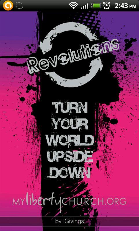 Revolutions - screenshot