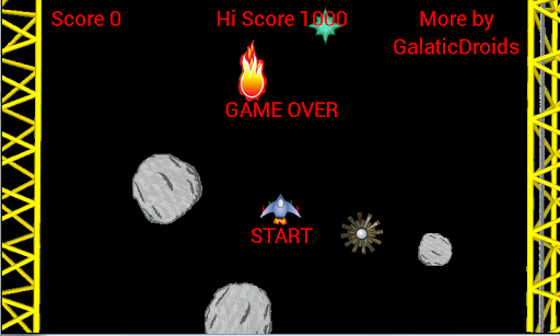 Invasion Storm Pro Arcade Game