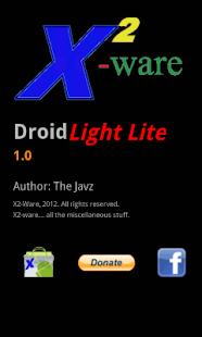 Droid Light Lite - náhled