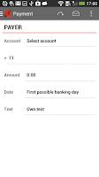 Screenshot of Jutlander Bank