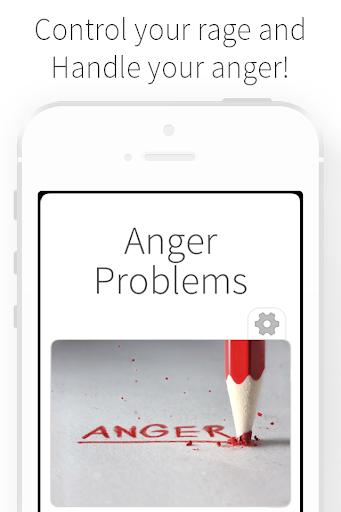 Anger Problems - Control Rage