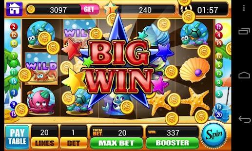 Ocean Story Slots-slot machine