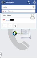 Screenshot of Pro Caller - Caller ID Book