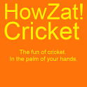 HowZat! Cricket logo