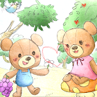 Bears in the Forest LWP icon