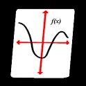 Quadratic Equation Solve/Graph icon