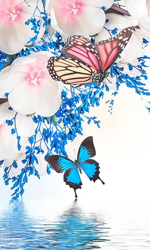 Mariposa Fondo Animado - Aplicaciones de Android en Google Play