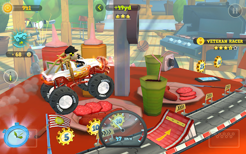 Small & Furious: RC Stunt Race Screenshot 18