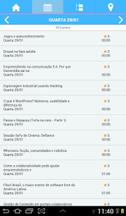 Pandô Campus Party screenshot