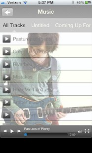 Davy Knowles- screenshot thumbnail