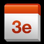 3e Calendar Sync