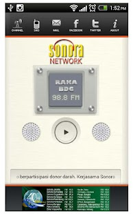 Radio Sonora- screenshot thumbnail