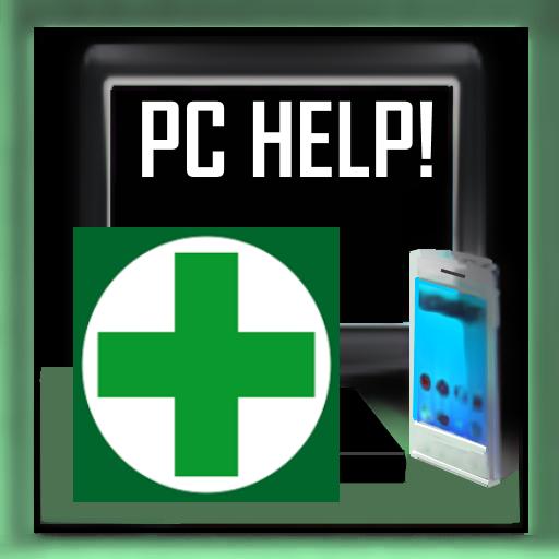 PC HELP! De Luxe LOGO-APP點子