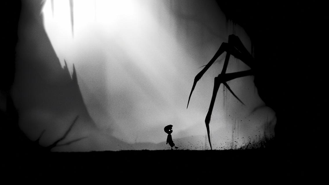 LIMBO demo- screenshot