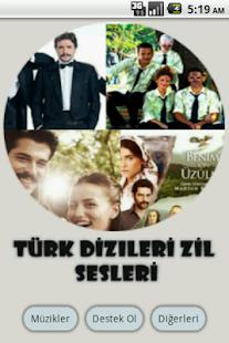 Türk Dizi Müzikleri Zil Sesler