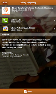 Liberty Symphony Orchestra - screenshot thumbnail