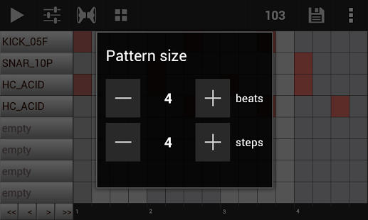 GrooveMixer Pro – Beat Studio- screenshot thumbnail