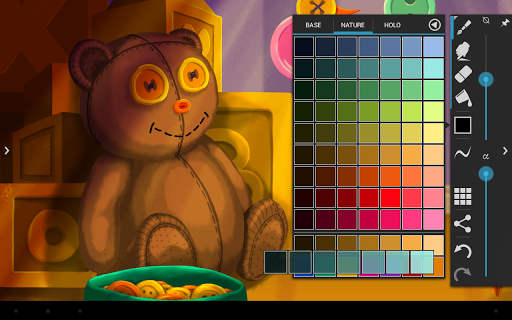 玩免費娛樂APP|下載ArtFlow: Paint Draw Sketchbook app不用錢|硬是要APP