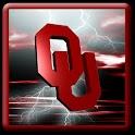 Oklahoma Sooners Theme logo