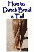 Screenshot of Dutch Braid a Horse Tail