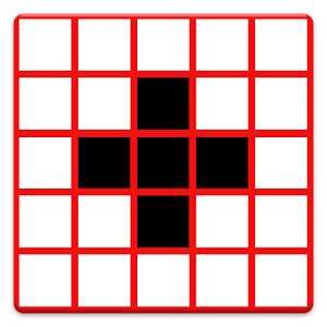 5×5 logic game for PC and MAC