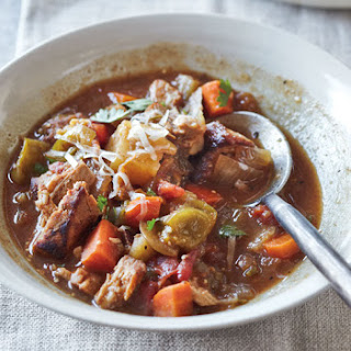 Pork and Tomatillo Stew