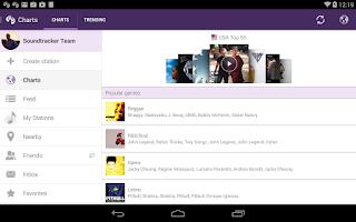 Screenshot of Soundtracker