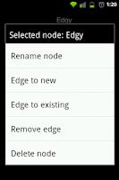 Screenshot of Edgy