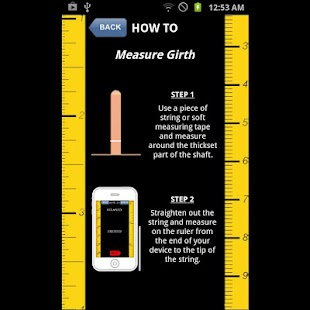 Penis Size Calculator and Rank - screenshot thumbnail