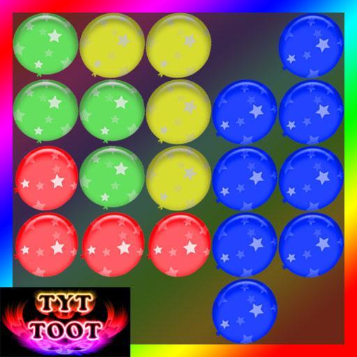 balloon matching 解謎 App LOGO-硬是要APP