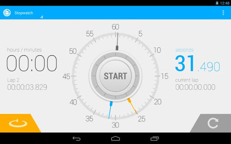 Stopwatch Timer 2.0.8.4 screenshot 277876