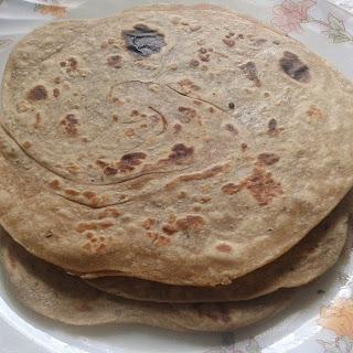 Ajwain Lachha Paratha Recipe – Layered Flatbread with Carom Seeds