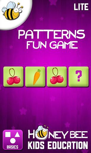 パターン楽しいゲームLiteの