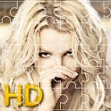 Britney Spears Jigsaw HD logo
