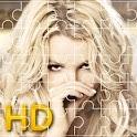 Britney Spears Jigsaw HD logo
