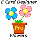 E Card Designer - Flowers Pro