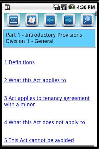 BC Tenancy Act RTA Pro App