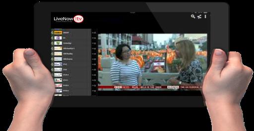 【免費娛樂App】LiveNow!TV-APP點子