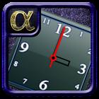 Alpha Analog Clock Widget icon