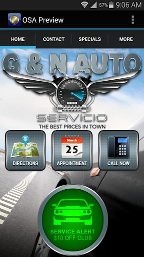 GN Auto Servicio